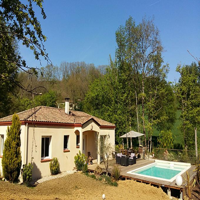 Offres de location Maison Saint-Caprais-de-Lerm (47270)